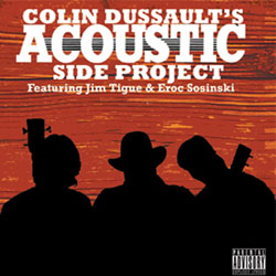 Acoustic Side Project - CD