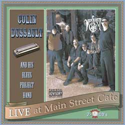 Live AT Main Street CD