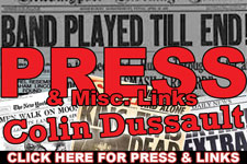 Press Links Colin Dussault